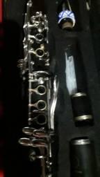 Requinta,sax alto e trompete
