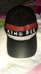 Vendo Boné King Bee Original Novo!
