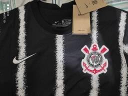 Camisa do Corinthians 2021 tamanho GG nova