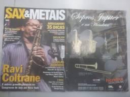 Revista Sax e Metais e Jazz+