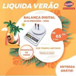 Balança Digital 10 kg Alta Precisão