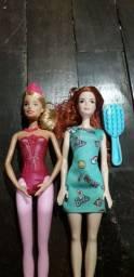 Boneca Barbie com pente original