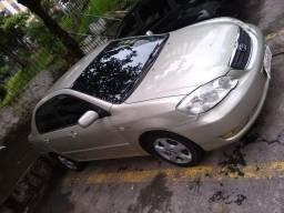 Toyota corola automático 1.8 gasolina 2005 <br>Bancos de couro sem avarias <br>