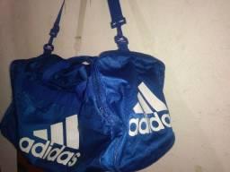 Bolsa de mão e de Ombro Adidas Grande Nylon Viagem cores do Cruzeiro