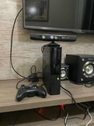 Xbox 360 com kinect por ps3
