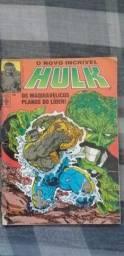O Incrível Hulk  n° 99 - Editora Abril