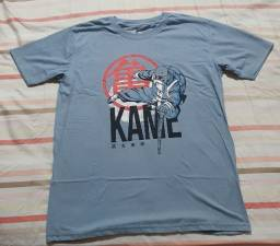 Camisa Mestre Kame - Dragon Ball (Nerd ao Cubo)