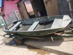 Canoa completa