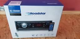 Título do anúncio: Radio roadstar com bluethoo
