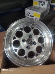 Pra hoje rodas weld aro 15 tala 8