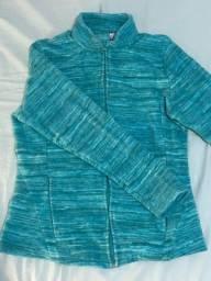 jaqueta/casaco fleece Quechua (Decathlon) G