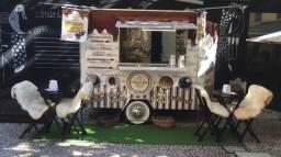 Food truck reboque