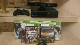 Xbox 360/super slim c/ kinect