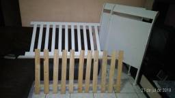 Berço, bebê conforto e carrinho para bebê em Petrolina-PE