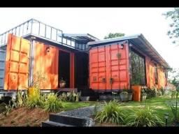 Casa Container !! Sua casa!