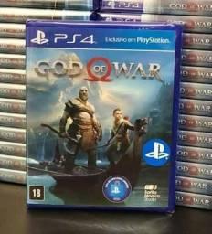 God of War PS4 Novo leia