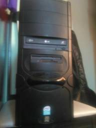 Computador desktop Intel Pentium dual core