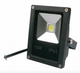 Refletor LED de 10w na cor branca