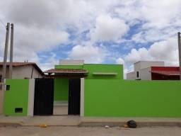 Casa 3/4 Perto da escola Técnica - Extremoz / Documentação inclusa e até zero entrada