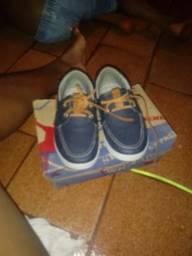 Sapato maculino