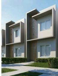 Casa condomínio 3 qts com 2 vgs