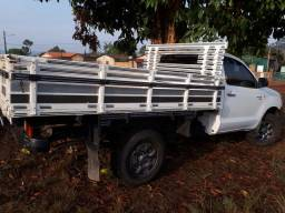 Hilux cabine simples Top - 2007