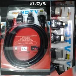 Cabo HDMI 3in1 HDTV