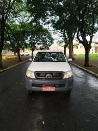 Toyota Hilux CS 4x4  2.5 TB diesel ano 2009 - 2009