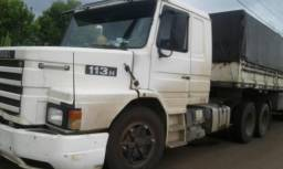 Scania 113 92 6x2 vendo ou troco - 1992