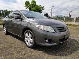 Corolla xei automático completo - 2011