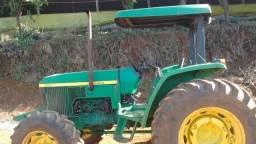 Trator john deere 5700 4x4 2002