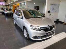 RENAULT LOGAN 1.6 EXPRESSION 8V FLEX 4P MANUAL - 2016