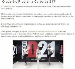 Curso Corpo21