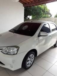 Etios sedan - 2014