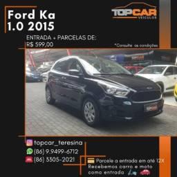 Ford Ka SE 1.0 12V 2015 - 2015