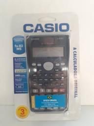 Calculadora científica Cássio FX-82MS com garantia em Maracanaú