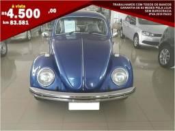 Fusca 1.3 1300 azul 2p 1976