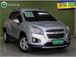 Chevrolet Tracker 1.8 mpfi lt 4x2 16v flex 4p automático - 2016