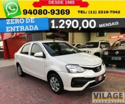 Toyota Etios Sedan ETIOS X PLUS 1.5 FLEX 2019
