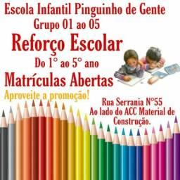 Escola Particular Infantil / Reforço Escolar