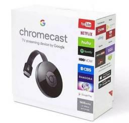 Chromecast novinho