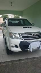 Toyota Hilux 3.0 D 4D SRV - 2015