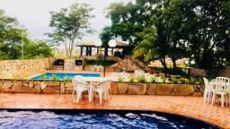 Pousada com 7 chalés as margens do Lago Corumbá, ac. troca por casa em Goiânia