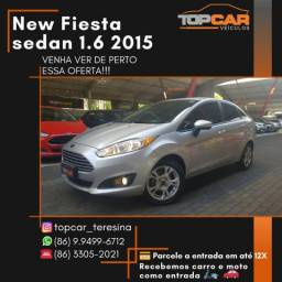 New Fiesta Sedan SE 1.6 2015 - 2015