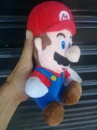 Bonecos Toca Música Mario Brothers e L.
