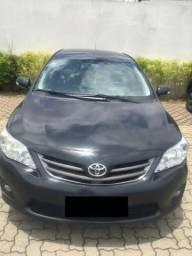 Toyota Corolla Xei 2.0 Automático bancos de couro flex e tem piloto automatico - 2013