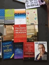 26 livros em ótimo estado