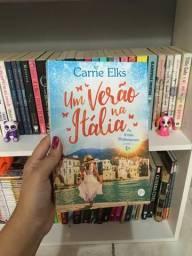 Livro um verão na itália