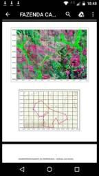 Área Reserva Legal - CRA - Bioma cerrado - 6.500 Hectares