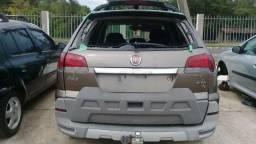 Título do anúncio: Tampa porta-malas Fiat Palio Adven 2013 original
